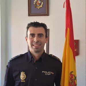 Inspector José Luis Gómez Pidal